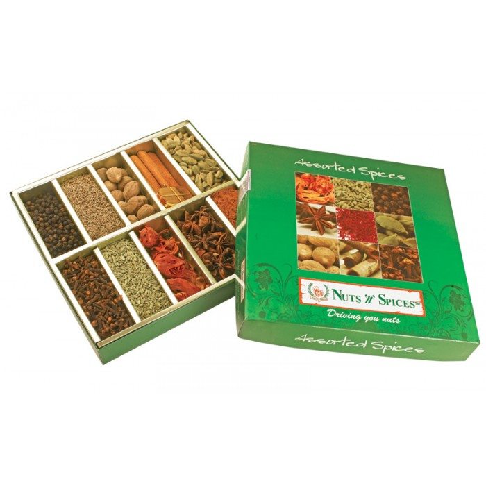 GP-EXOTIC SPICES 420GMS