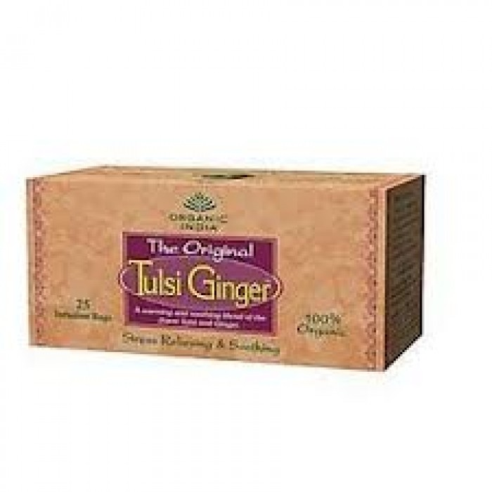 TULSI GINGER TEA (25)