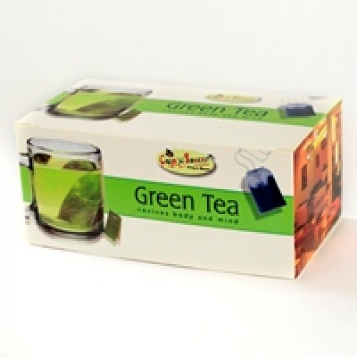 CNS-GREEN TEA BAGS 50 S