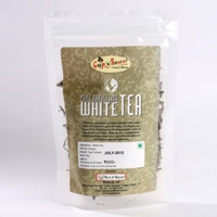 CNS-WHITE TEA  50GMS