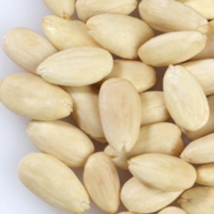 ALMONDS-SALTED BLANCH 100GMS
