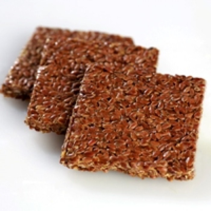 NNS.SP-FLAX SEED CHIKKI 250GMS